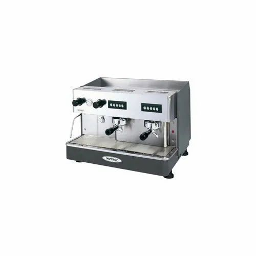 Semi-Automatic Expobar Monroc Control 2GR Grey Coffee Machines, Serving Capacity: 100-200 cups per day, Capacity: 11.5 Litre