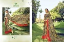 Brasso Printed Saree Satin Patta