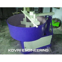 Industrial Colour Pan Mixer Machine
