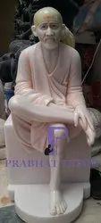 Shirdi Sai Baba Marble Moorti
