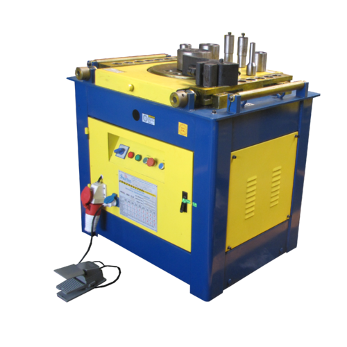 Steel Bar Cutting Machine Rental Service - Bar Bending Machine