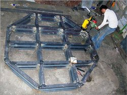 Steel Engineering Fabrication