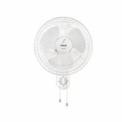 White Usha Wall Fan Max Air
