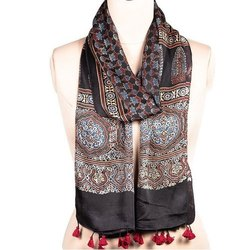 Cocoonkapas Modal Silk Ladies Designer Stole