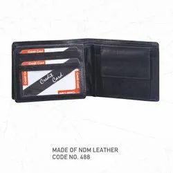Corporate Promotional Leather Gents Wallet, Card Slots: 5