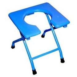 Ms Square Commode Stool