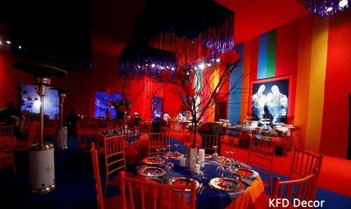 Cocktail Party Decoration Service In Kumhar Wali Gali New Delhi