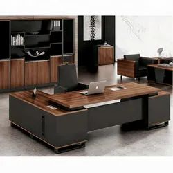 Custom Hrishikesh Engineering Manager Cabin Furniture, For Commercial/Corporate Office, Size: Custom