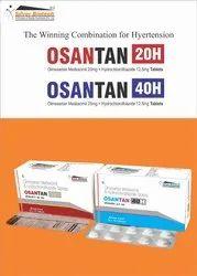 Olmesartan Medoxomil 20mg,Hydrochlorthiazide 12.5mg