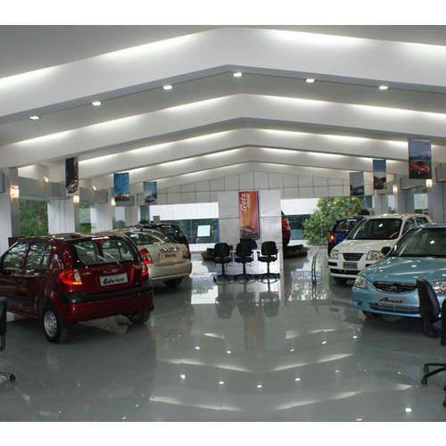 Car Showroom Interior Design Services In Kamta Lucknow Aditya
