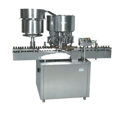 Automatic Four Head ROPP Cap Sealing Machine