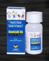 Amoxycillin & Potassium Clavunate