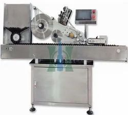 Automatic Horizontal Ampoule Sticker Labeling Machine