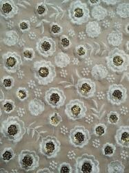 Double Sequins Fabric