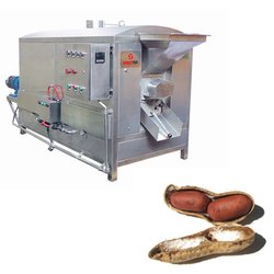 Peanut Batch Roasting Machine