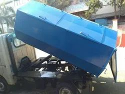 Garbage Tipper, GVW ( Gross Vehicle Weight): 0 - 3 Tons, Model Name/Number: Tata Ace Ht