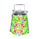 Colored Printed Lunch Box