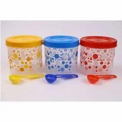 Micro 33 Plastics Container