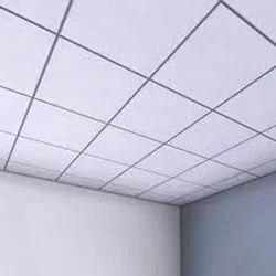Concealed Grid Optra Black Ceiling