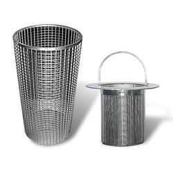 Wedge Wire Baskets