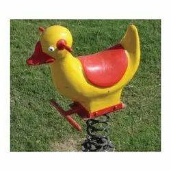 Playground Duck Rider