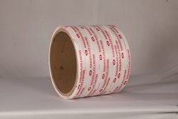 Printed Polypropylene Straps