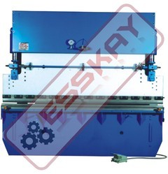 Hydraulic & Manual Sheet Bending Machine M-4030