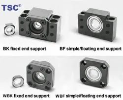 BK40 Ball Screw End Support Block TSC HIWIN TBI