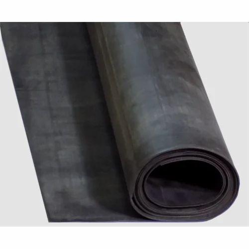 Black EPDM Membrane, Thickness: 0.5-2 Mm