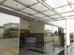 Dorma Automatic Sliding Glass Door