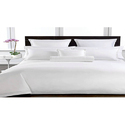 White Egyptian Cotton Bedsheet Set