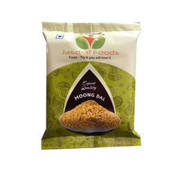 Moong Dal Seal Packaging Pouch
