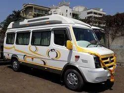15 Seater Tempo Traveller, Mumbai