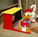 Kids Cartoon Desk