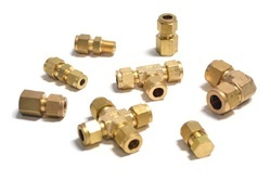 Brass Bite Type Fittings