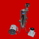 Junkers Gas Calorimeter Apparatus