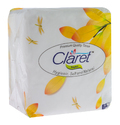 Claret 27x30 High Quality Napkins 1 Ply, 100 Sheets,