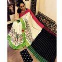 Pochampally Ikat Pure Cotton Sarees