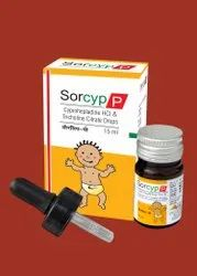 Cyproheptadine HCL Tricholine Citrate Drops