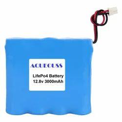 3000mAh 12.8V Life P04 Battery