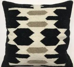 Flat Weave Decorative Cushion Covers Sofa and Chair