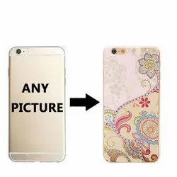 Plastic 3D Sublimation Mobile Back Case Cover