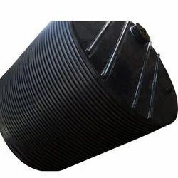 Spiral HDPE Chemical Storage Tanks