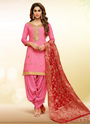 Gota Patti Work  Punjabi Suits