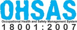 OHSAS 18001:2007 Occupational Health & Safety