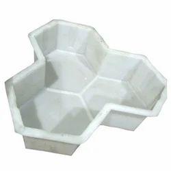 PVC White Paver Block Mould