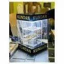 Acrylic LED Moving Box For Jewelers