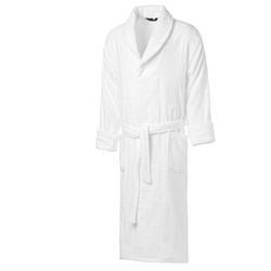d0c9ecc3ff White Plain Bath Robe
