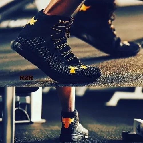Under Armour Rock Running Shoes