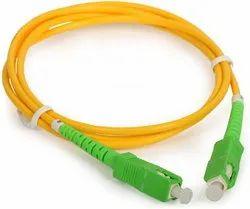 Sc Fiber Optic Patch Cable